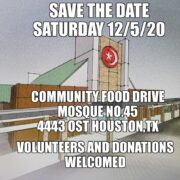 ACTION Food Drive
