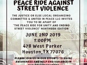 United In Peace - Peace Rides