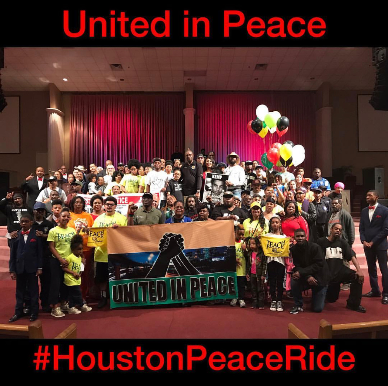 ACTION CDC - United In Peace